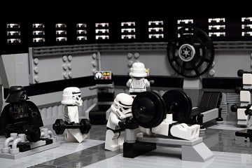 gym star wars